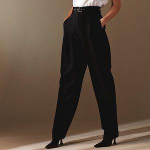 Aritzia 1-01 Babaton Black Gonnerman Pants
